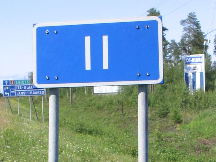 Ii, a municipality in Finland, by the river called Ii. (pronounced english ee)