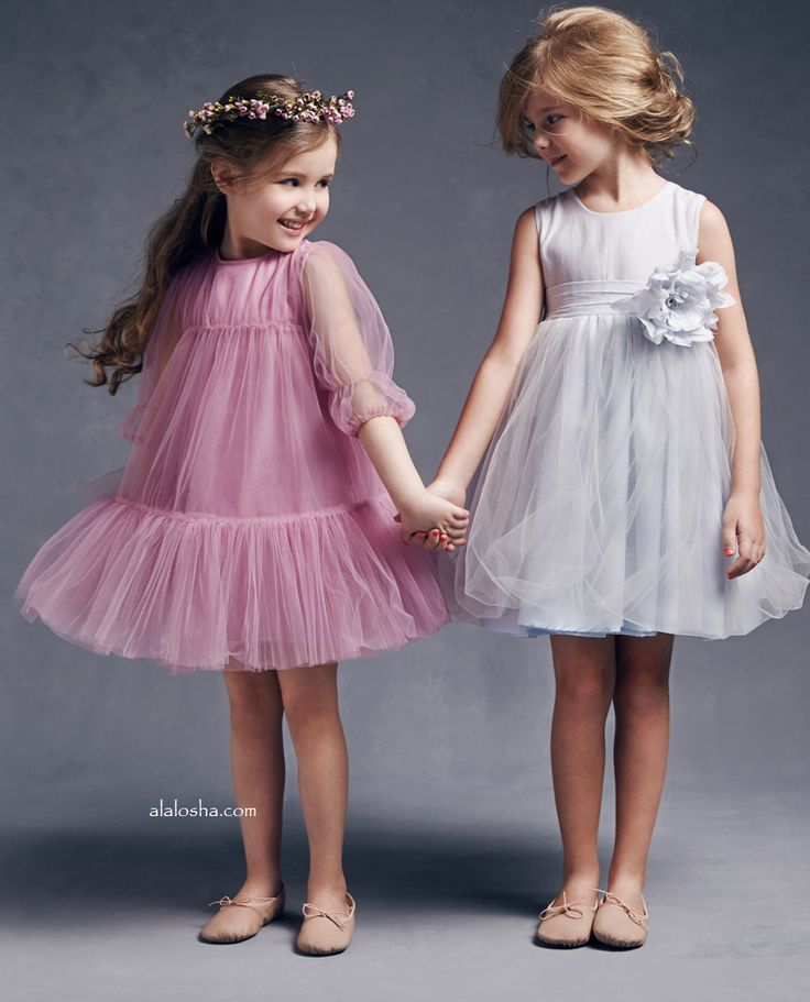 ALALOSHA: VOGUE ENFANTS: Must Have of the Day: Truly, Madly, Dreamy Dress from Nellystella SS16