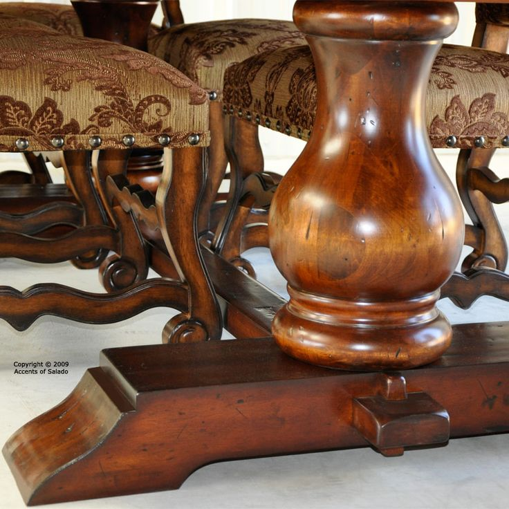 expect exquisite detail in our extra long tuscan style tables accents of salado has long extension tables that seat up to see our table and chair selection - Extra Long Dining Room Table Sets