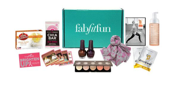 If you've resolved to try new makeup, fitness techniques, and snacks: Fab Fit Fun. | 23 Subscription Boxes To Help You Keep Your New Year's Resolution