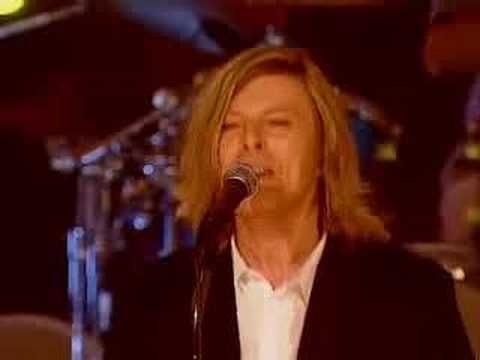 David Bowie - Absolute Beginners. My FAVORITE male artist ever!!! The incomparable - Bowie!!!!