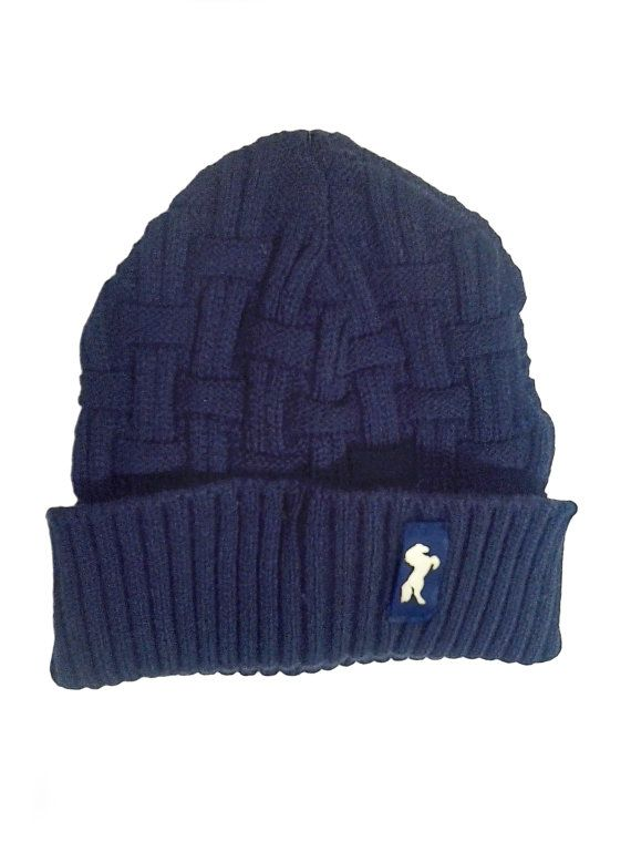 MarkDutch® New 2015 navy blue and gold mens winter by MarkDutchInc