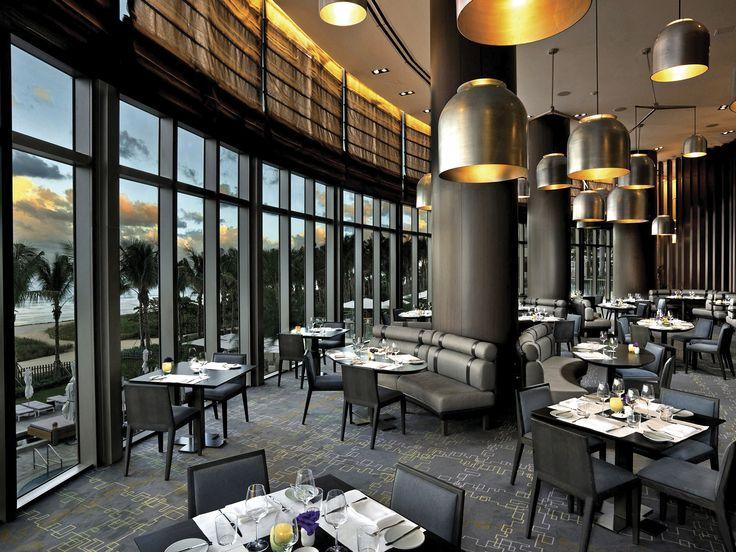 St Regis Bal Harbour Resort · Restaurant Interior ...