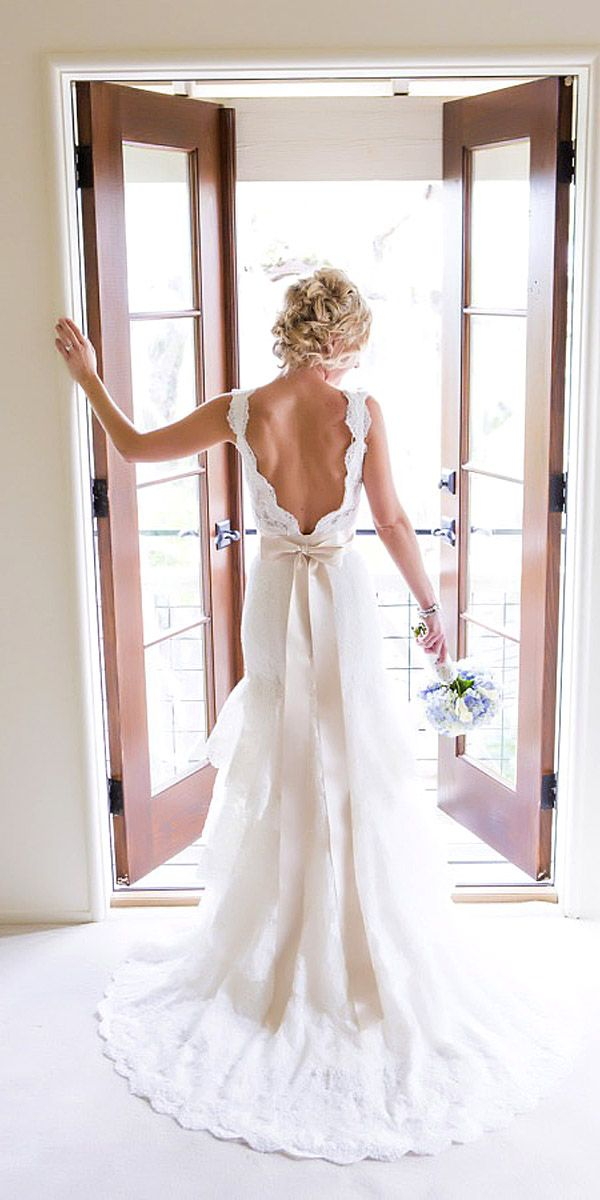Bridal Inspiration: Rustic Wedding Dresses ❤ See more: http://www.weddingforward.com/rustic-wedding-dresses/ #wedding #dresses #rustic