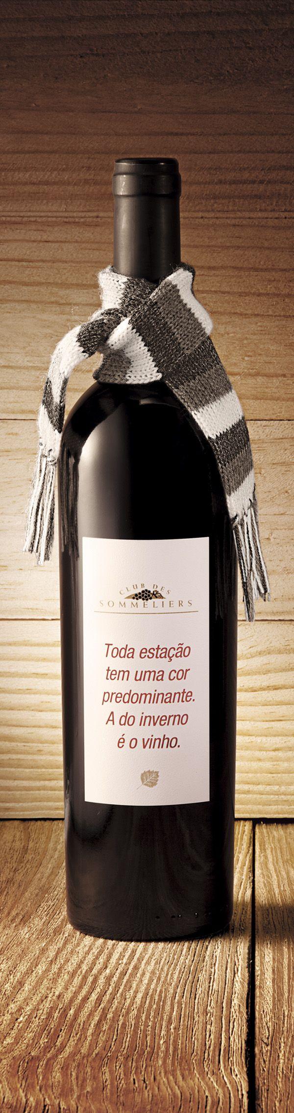 Inverno Club Des Sommeliers - Vinho