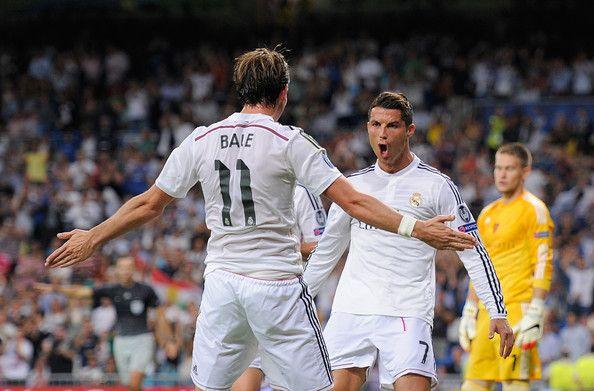 Cristiano Ronaldo Photos - Real Madrid CF v FC Basel 1893 - Zimbio