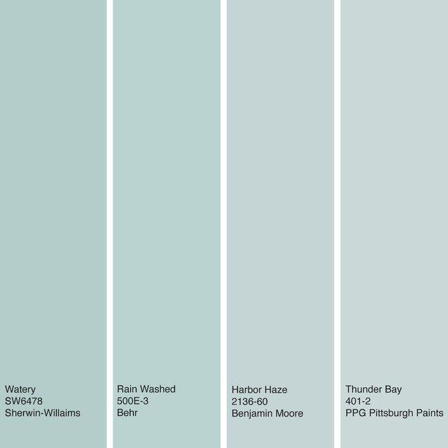 spa paint colorsBluish Green Paint benjamin moore paint colors  blue palette 08