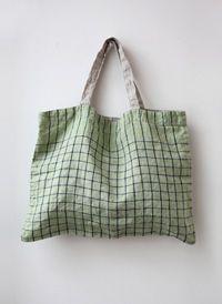 Cahier Bolso verde   Lino tienda en línea e Lina
