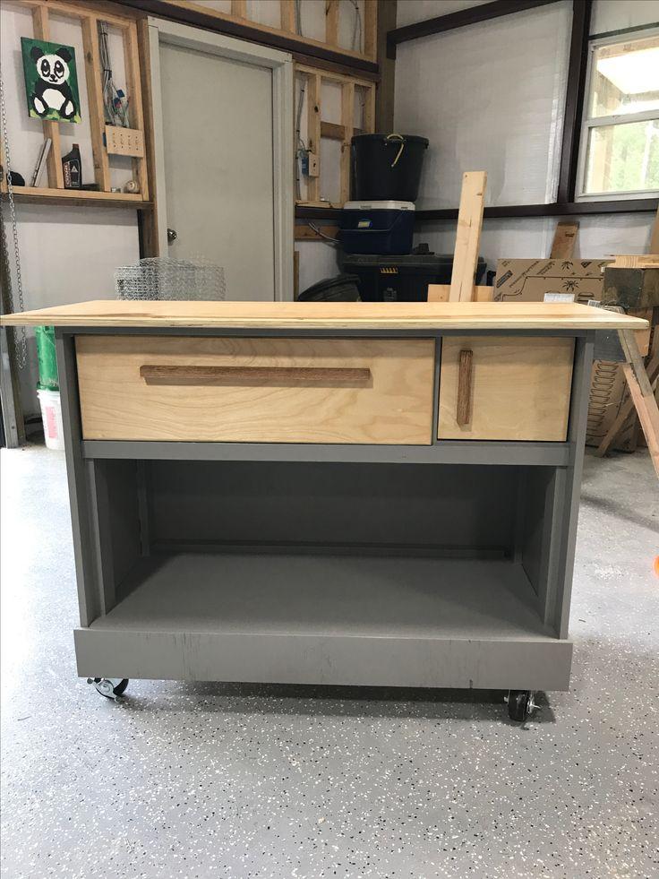 cheap desk upgrade to tool table