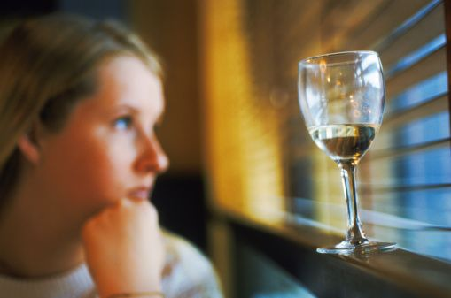 """""""It's not about how much I drink. It's how much I think about drinking."""""""