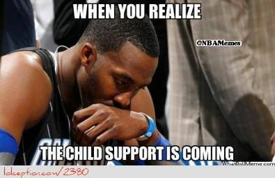Dwight Howard can't avoid child support! - http://weheartokcthunder.com/?p=102