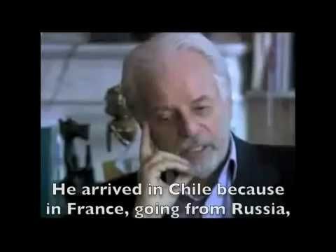 Alejandro Jodorowsky on Tarot (Part 1 of 6 - but can't find the other 5)