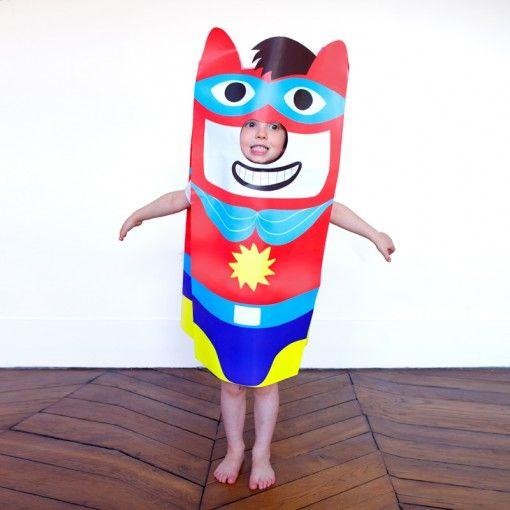 Costume Super Jaco