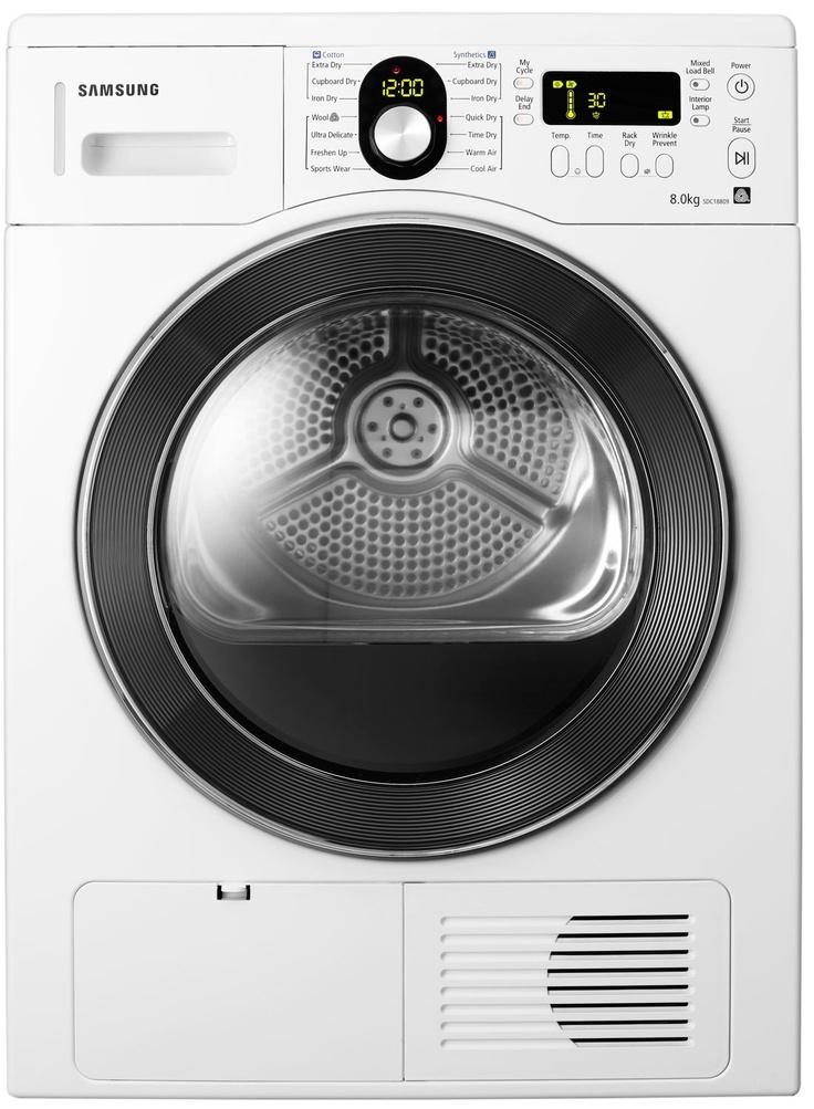 Samsung SDC-18809 Dryer
