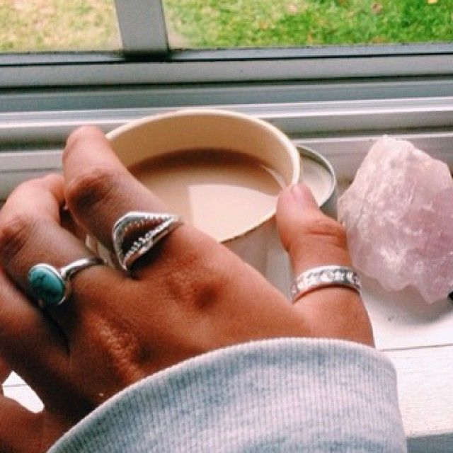 Jaws, Moons & Stones Rings!! Huge shout out to @tiahenricks for the pic xxx www.iheardtheyeatcigarettes.com xxx