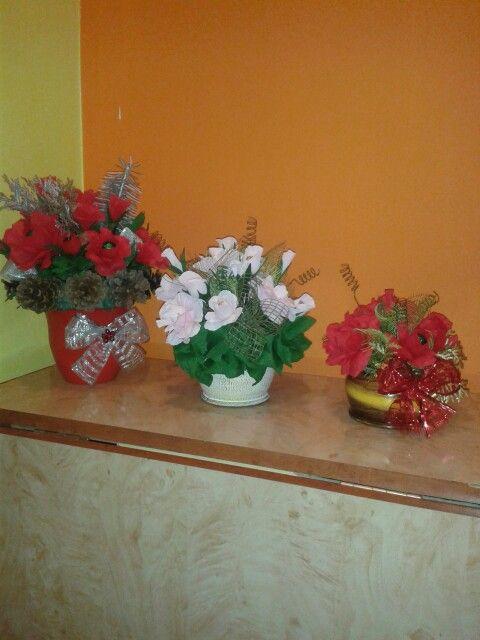 Aranjamente florale cu bomboane