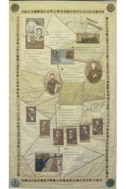 The Quilt tells the Story | Sewing Secrets - A Blog by Coats  Clark