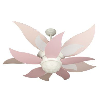 Still looking for the right fan for my Victorian Play House Builging.      Craftmade K10 Bloom 2 Light 52in. Kit Ceiling Fan