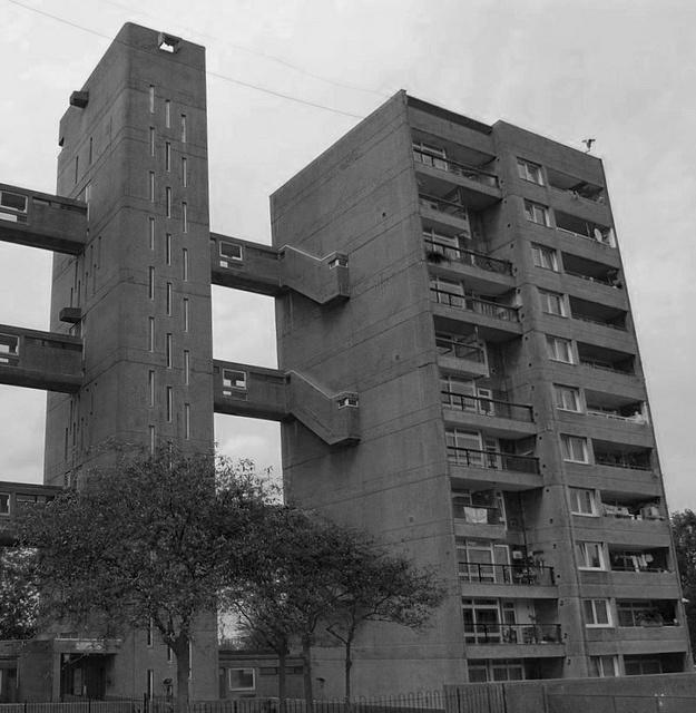 Brownfield Estate, East London