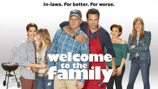 "Mike O'Malley and Ricardo Chavira preview NBC's new fall comedy ""Welcome to the Family."""