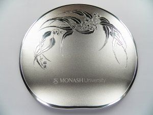 Off Round Platter FG Small Engraved #POFFS FG Platter Sm Eng Product details  Format:   Category: Logo  Price: AU $194.95