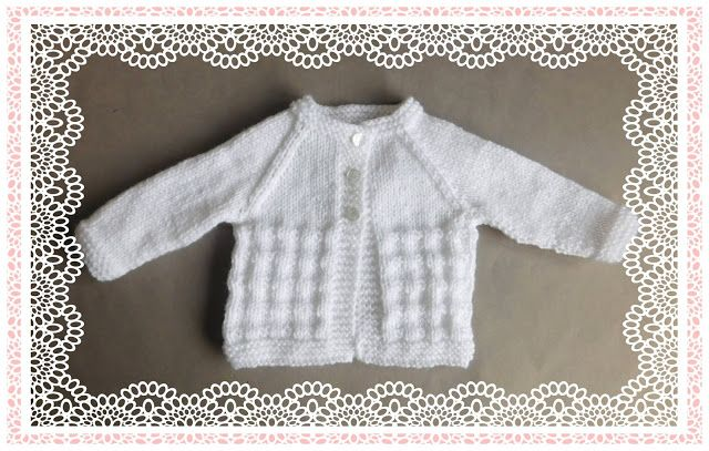 I think this design will work well for boys and girls ......  Charlie Newborn Baby Cardigan Charlie Newborn Baby Cardigan T...
