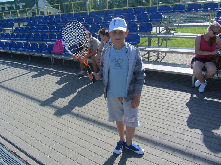 Na obozy tenisowe jeżdżą dzieci od 11 roku życia. #sport #tenis #obózsportowy #obóztenisowy