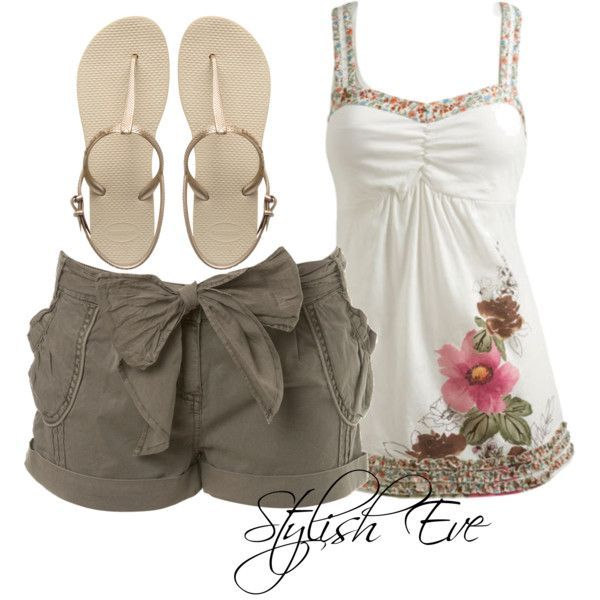 work out shoes for women Stylish Eve Outfits 2013  Beach Wear with Shorts  Perfect Out of Water Style