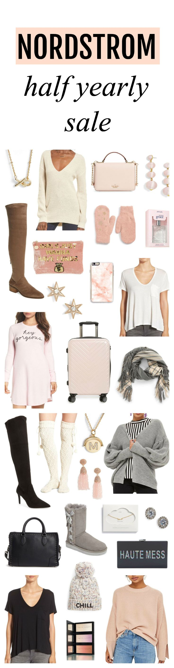 Things are selling out QUICK! Sharing the best of the Nordstrom Half Yearly sale! Fashion blogger Mash Elle shares the best fashion and beauty sale items from the Nordstrom Half Yearly Sale. Brands include Kate Spade, Kendra Scott, Steve Madden, BP, Tory Burch, Free People and more!