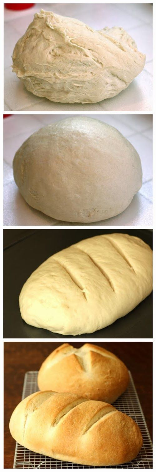 Simple One Hour Homemade Bread!!