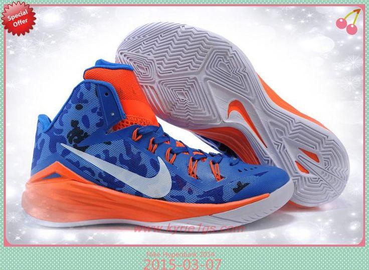 Discount Shoes Online Mens Royal Blue / Orange Nike Hyperdunk 2014 iD 708067-995 PSBVZK