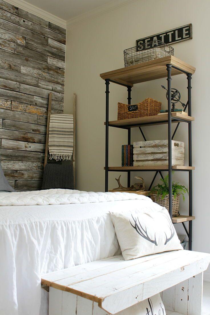 river crest 5 shelf bookcase via the design twins bedroom