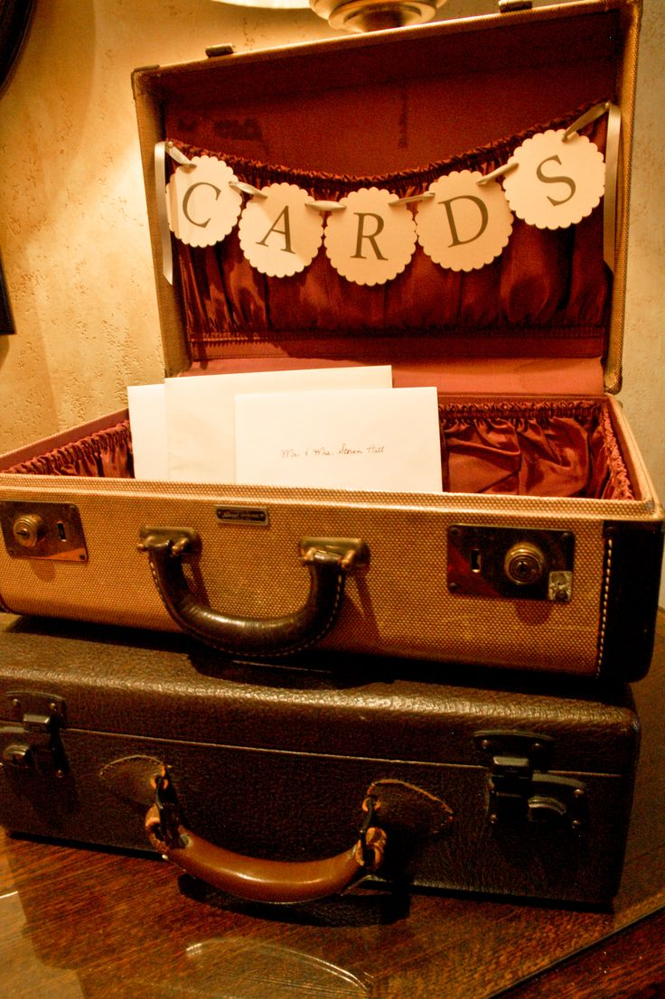 Vintage themed Hochzeit