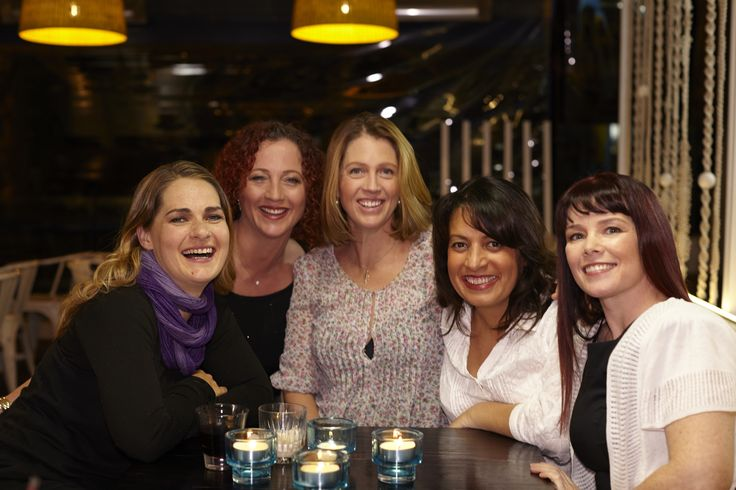 Pink Ribbon Month is in full swing. Host a Girls' Night In to help beat women's cancers. www.pinkribbon.com.au