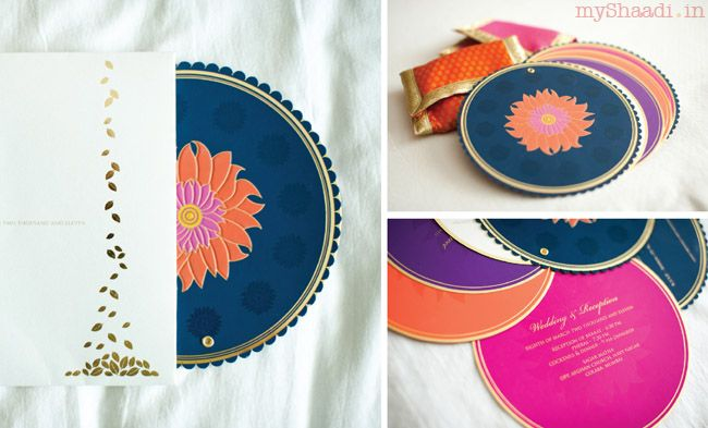 New & Innovative Trends in Indian Wedding Cards | MyShaadi.in