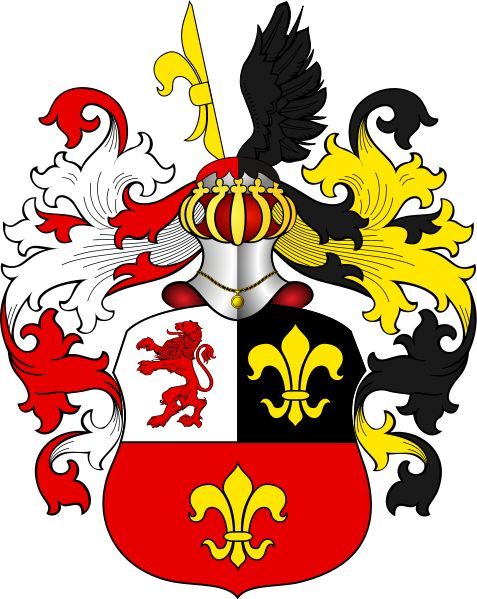 Best 25+ Family Crest ideas on Pinterest   Crests, History and ...