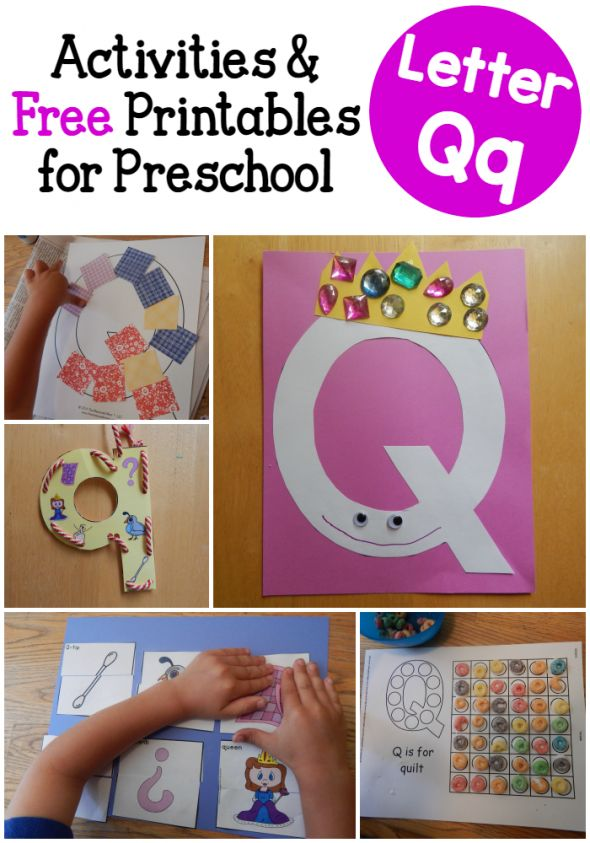 41 Best Images About Q Is For Alphabet On Pinterest