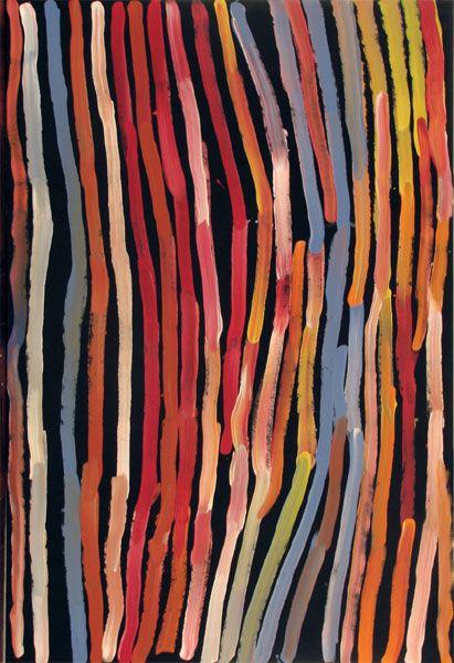 Minnie Pwerle - my favourite Aboriginal artist