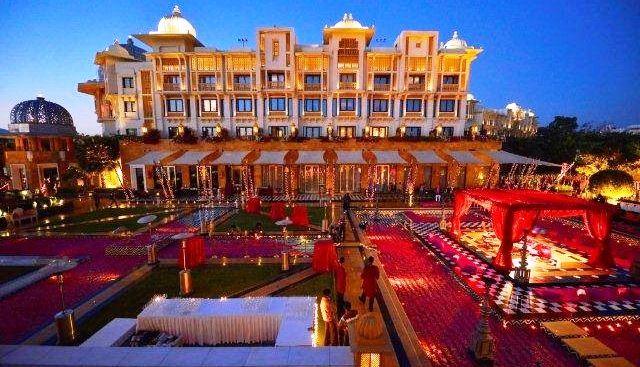 leela palace udaipur wedding destination and venue