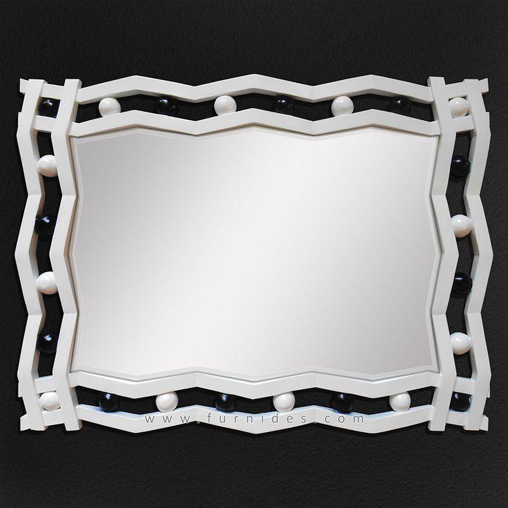 Pajangan Dinding Cermin Minimalis | FurniDes.Com