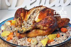 İç Pilavlı Tavuk Dolması Nasıl Yapılır...♥ Deniz ♥