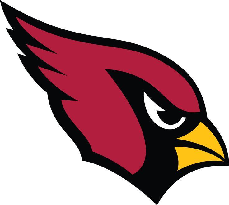 Arizona Cardinals Primary Logo (2005) - Cardinal red right-facing cardinal head