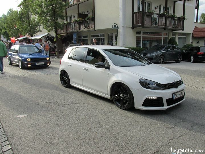 getunter VW Golf Wörthersee 2014