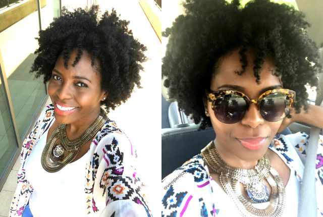 TwistOut with Obia Naturals Twist Whip Butter - #naturalhair @obianaturals.