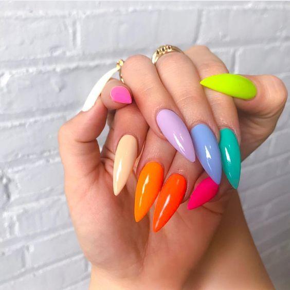 Admirable couleur de vernis à ongles tendance 2018