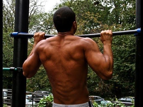 The Best Way To Do More Pull-Ups