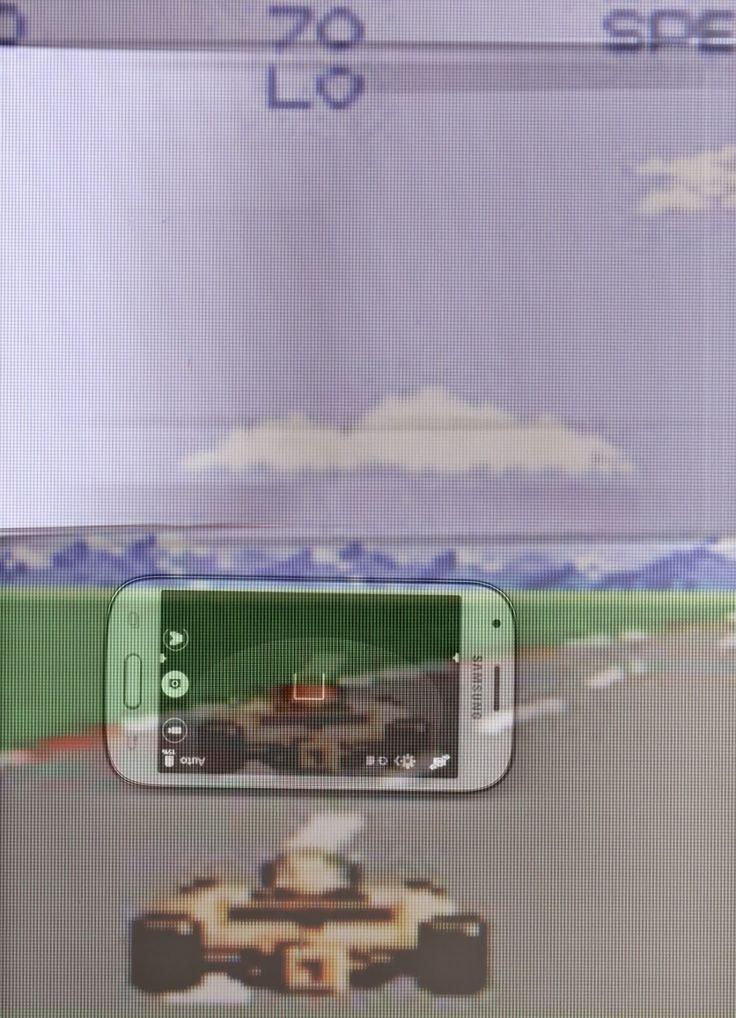 """Marcelina  Braga Dias: """"Landscape Game"""", 2014."""