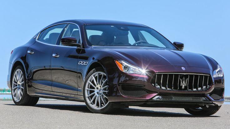 (2013) Maserati - Quattroporte VI (M156)