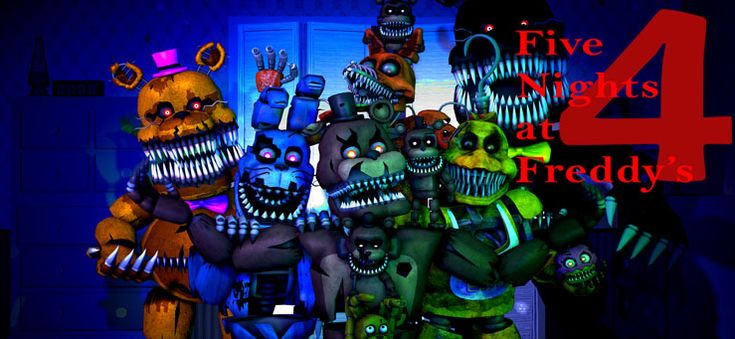 FNaF 4 Download PC Game Full Setup Free and more latest