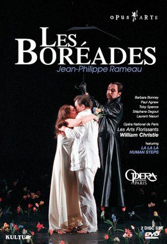 Jean-Philippe Rameau: Les Boreades - Opera National de Paris [2 Discs] [DVD] [French] [2003]
